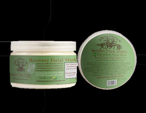 Yadain Green Drink FACIAL Mask