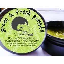 Sheabutter Cottage/Cioccolatina - Green & Fresh Pomade