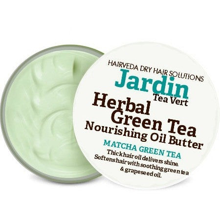 Hairveda JARDIN Herbal Green Tea Butter