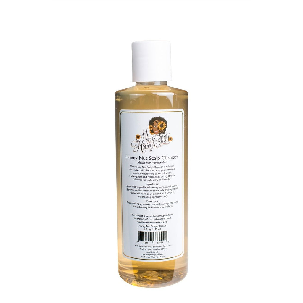 My Honey Child Honey Nutt Scalp Cleanser
