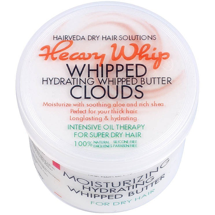Hairveda Whipped Clouds