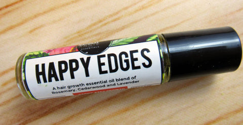 NaturalAnnie Essentials - Happy Edges Hair Growth Oil