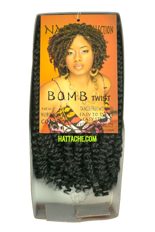 Nafy Collection New Nubian/Spring/Bomb Twist Hair