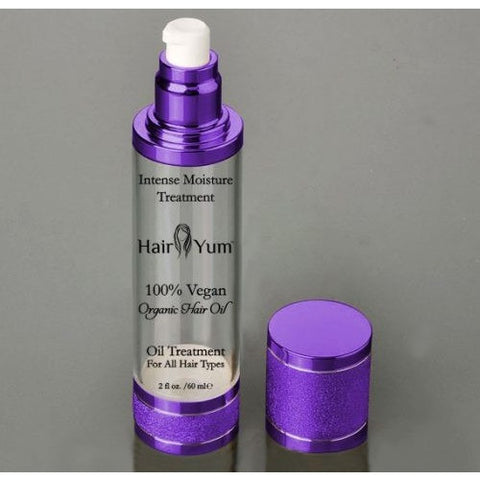HairYum Vegan Organic Hair Oil