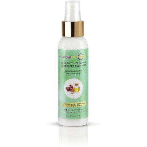 Naturalicious - Heavenly Hydration Grapeseed Hair Mist