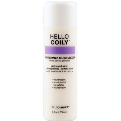 Hello CURLIES - Buttermilk Moisturizer