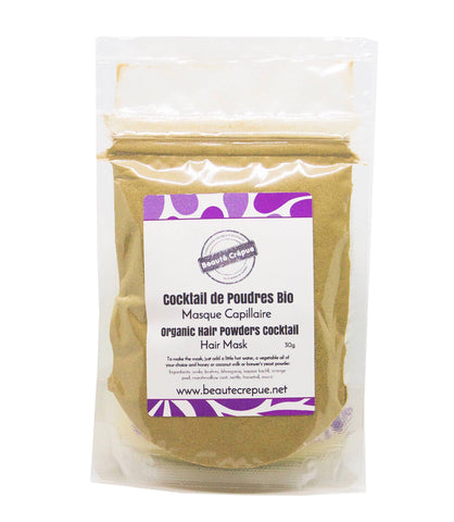 Beaute Crepue - Herbal Hair Cocktail Powder