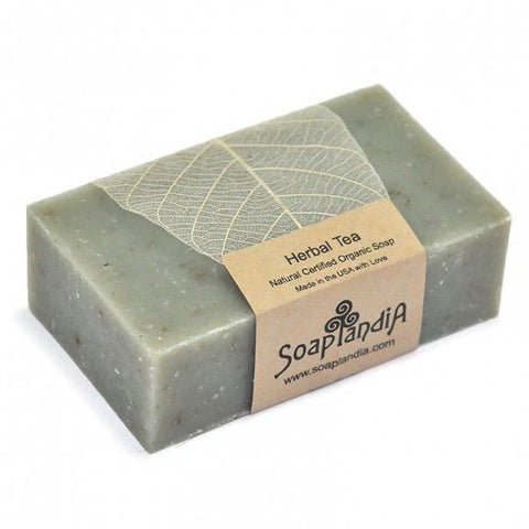 Soaplandia - Herbal Tea Bar Soap