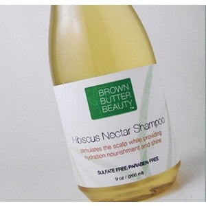 Brown Butter Beauty Hibiscus Nectar Shampoo