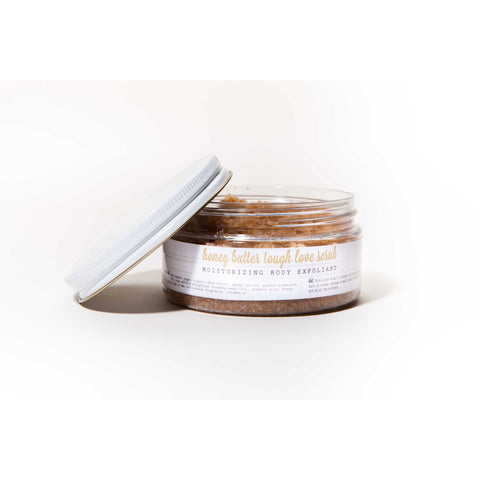 BeijaFlor Naturals - Honey Butter Tough Love Scrub