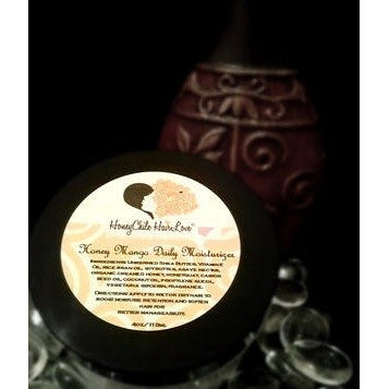 Honey Chile Hair Love - Honey Mango Daily Moisturizer
