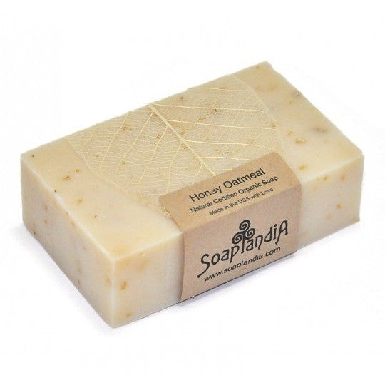 Soaplandia - Honey Oatmeal Bar Soap