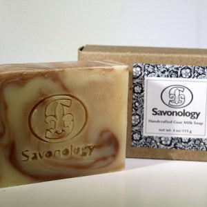 Savonology - Honey & Spice Soap
