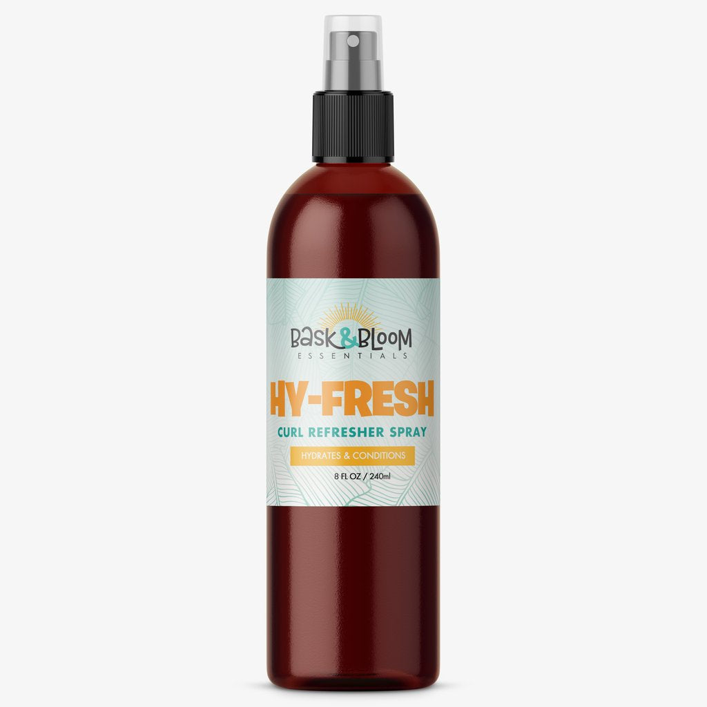 Bask & Bloom - Hy-Fresh Curl Refresher Spray