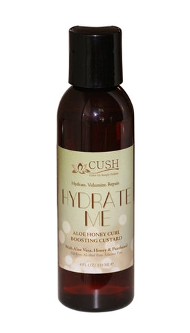 CUSH Cosmetics -Hydrate Me Aloe Honey Curl Boosting Custard
