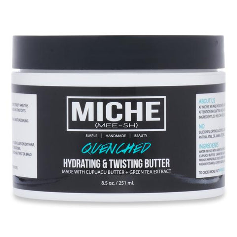 Miche - QUENCHED Hydrating & Twisting Butter