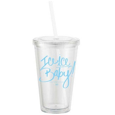 Ashley Brooke Designs - Ice Ice Baby Tumbler