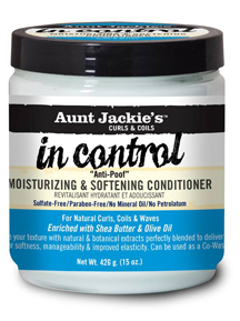 Aunt Jackie's In Control! Moisturizing Softening Conditioner