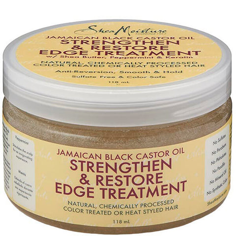 Shea Moisture JBCO Strengthen GROW & Restore Edge Treatment