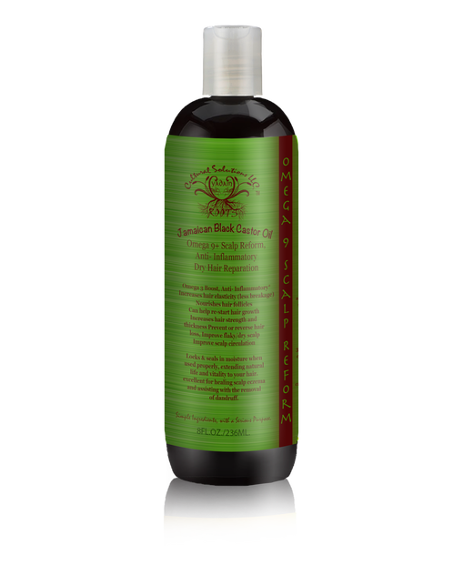 Yadain - Jamaican Black Castor Oil Omega 9 Scalp Reform
