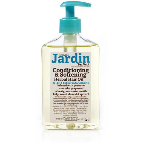 Hairveda Jardin Conditioning and Softening Herbal Oil
