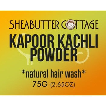 Sheabutter Cottage - Kapoor Kachli Powder