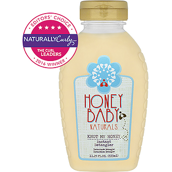 Honey Baby Naturals Knot My Honey Detangler
