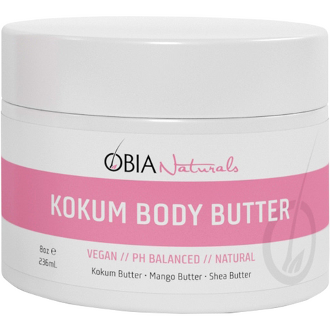 Obia Natural Kokum Body Butter