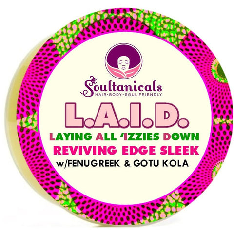 Soultanicals L.A.I.D Reviving Edge Sleek