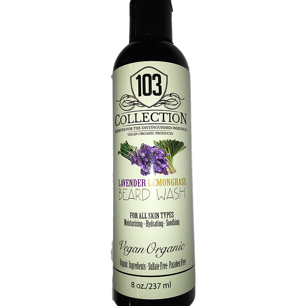 103 Collection - Lavender Lemongrass Beard Wash