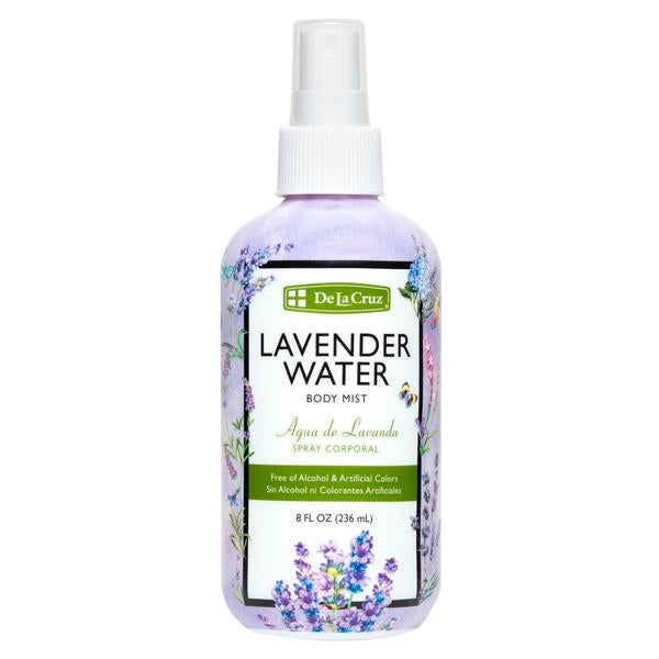 De La Cruz Lavender Water Body Spray