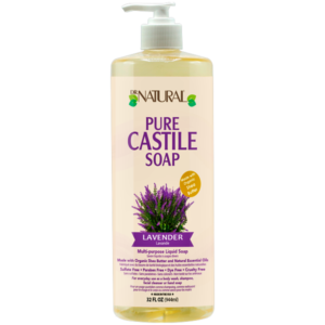 Dr Natural Pure Castile Soap - Lavender