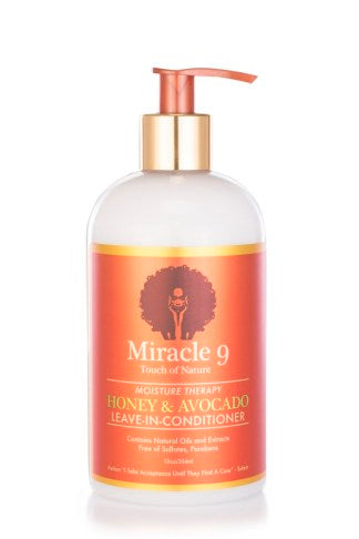 Miracle 9 Honey & Avocado Leave-In Conditioner