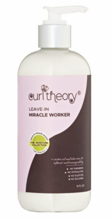 Curl Theory Miracle Worker Hair Leave-In