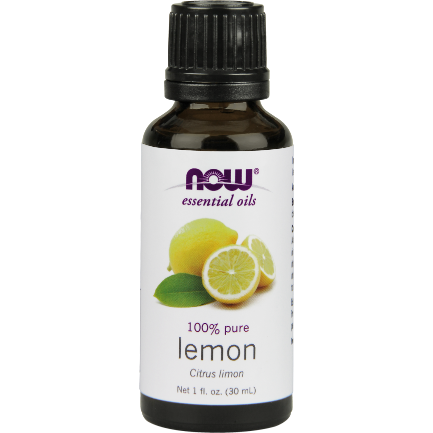 NOW Foods Lemon Oil 100% Pure