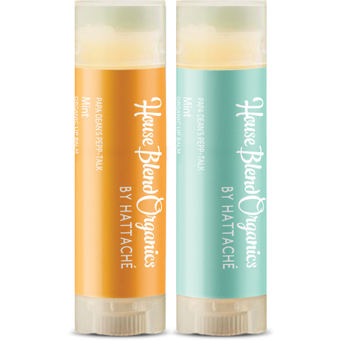 House Blend Organics - Organic Lip Balm Bundle