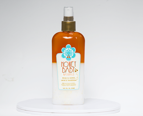 Honey Baby Naturals Milk & Honey Leave In Conditioner