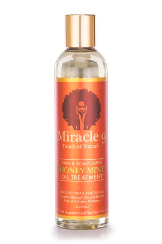 Miracle 9 Honey Mint Oil Treatment