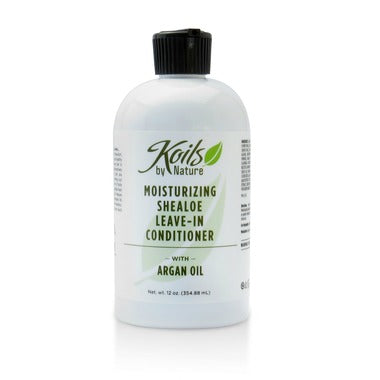 Koils by Nature Moisturizing Shealoe Leave-In Conditioner