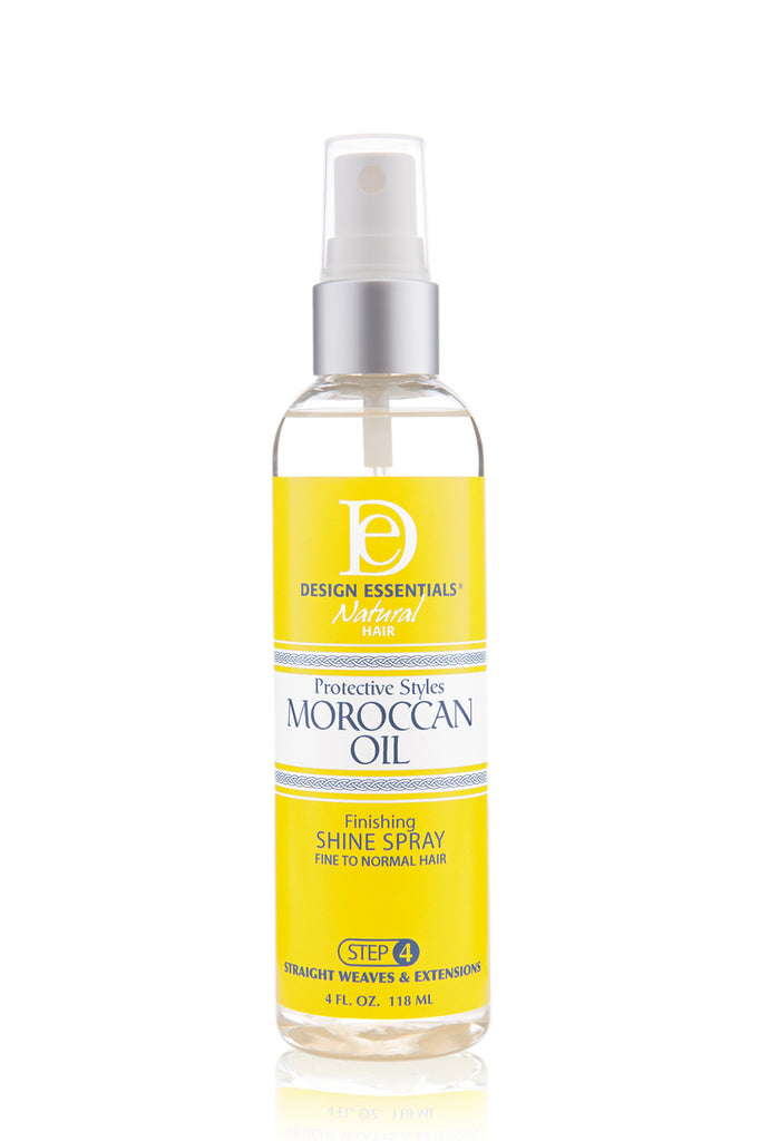 Design Essentials Moroccan Oil - Shine Spray