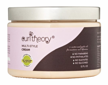 Curl Theory Multi-Style Hair Cream