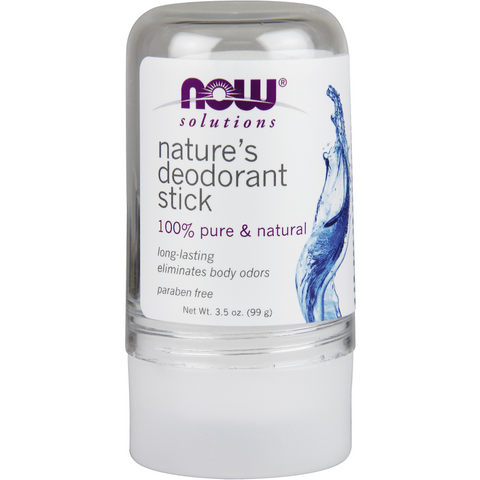 NOW Foods Nature's Deodorant Stick (Stone)