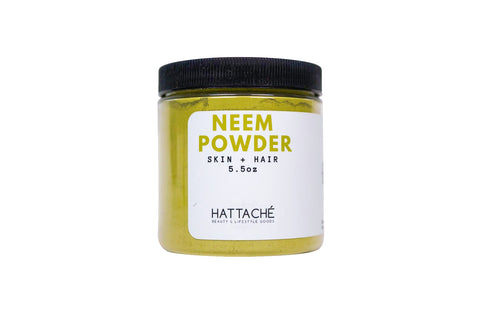 Hattache Powder Extracts - Neem Powder