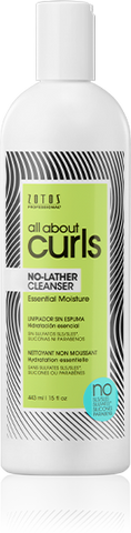 All About Curls No Lather Cleanser