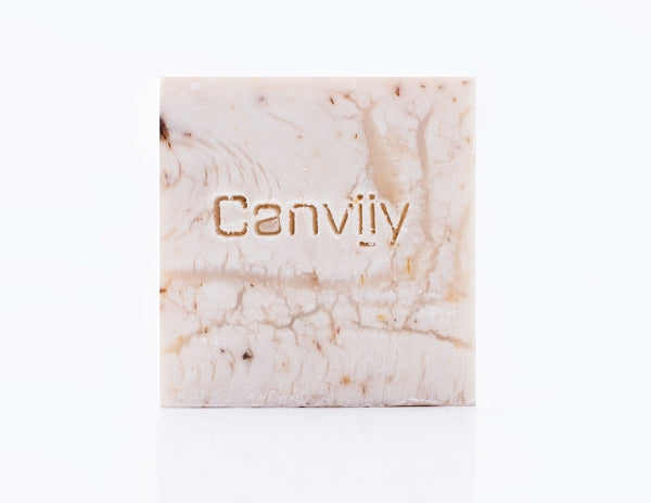 Canviiy - Nourish + Clam Natural Cleansing Bar