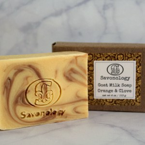Savonology - Orange & Clove Soap
