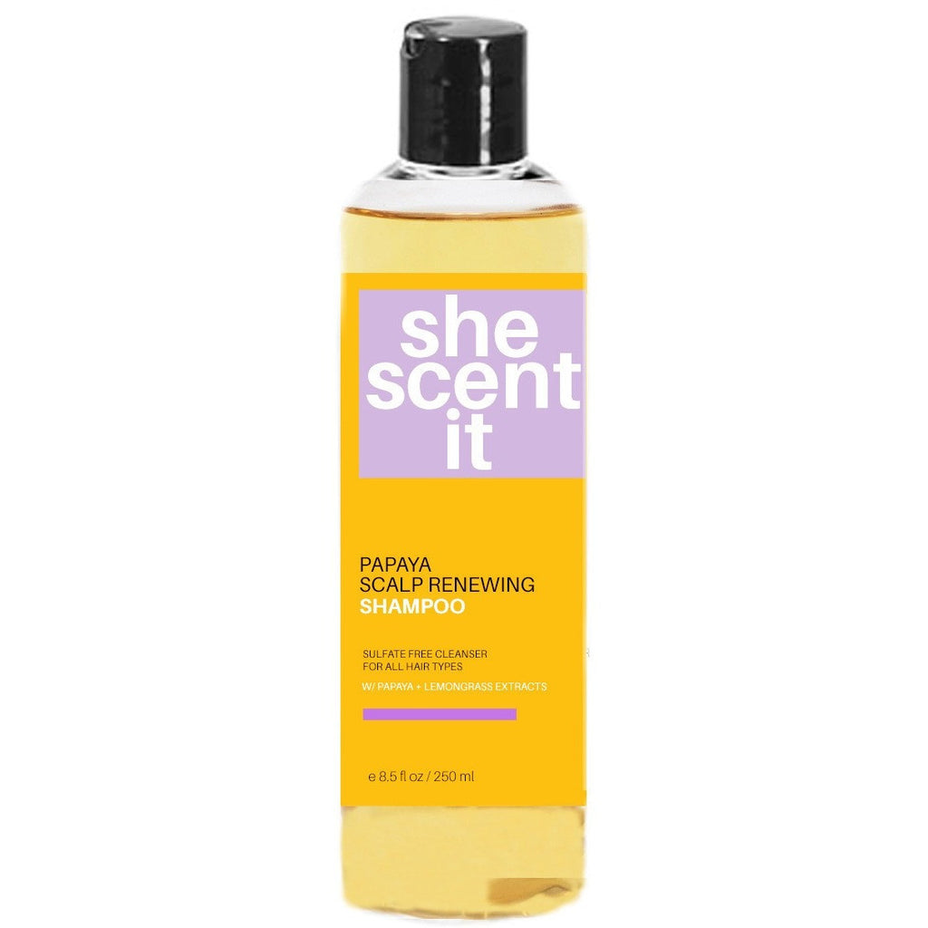 She Scent It - Papaya Scalp Renewing Shampoo