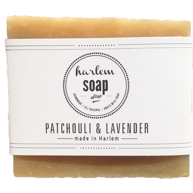 Harlem Soap - Patchouli & Lavender Soap