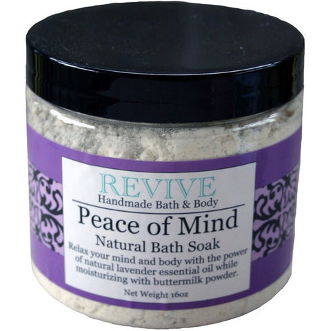 Revive Bath - Peace of Mind  Bath Soak