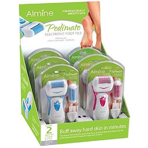 Annie International - Almine Pedimate Electronic Foot File